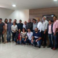 Diocese de Pesqueira realiza encontro com Prefeitos/as da Região
